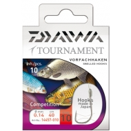 DAIWA TOURNAMENT match kötözött horog - 10-es