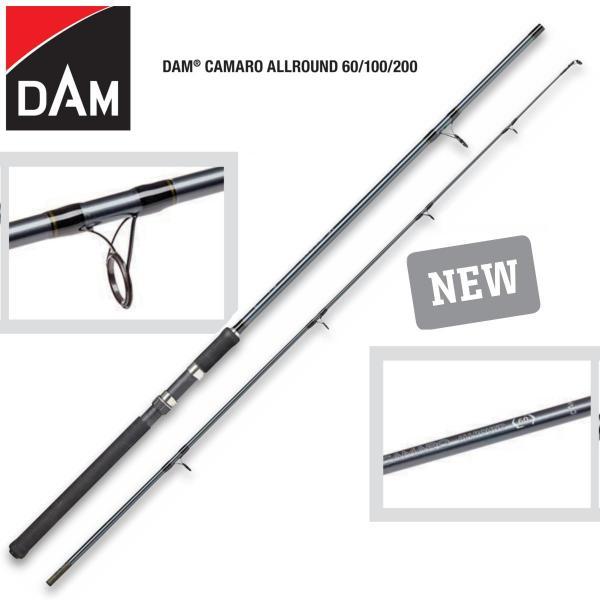 D.A.M Camaro Allround 60 - 2,7m 30-60g