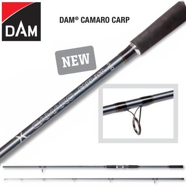 D.A.M Camaro Carp 3,90m 3,50lbs bojlis bot