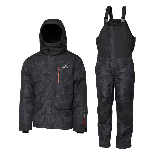 D.A.M Camovision thermo ruha szett XL camo/fekete