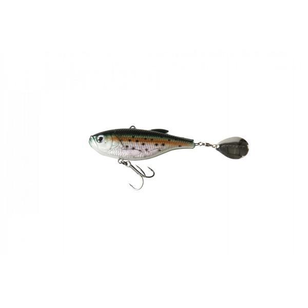 D.A.M EFFZETT gumihal  crazy vibe 9cm 41gr  rainbow trout