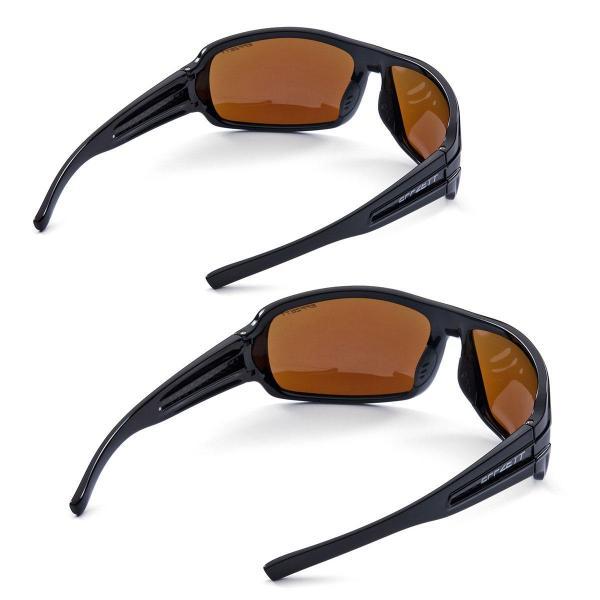 D.A.M Effzett napszemüveg amber