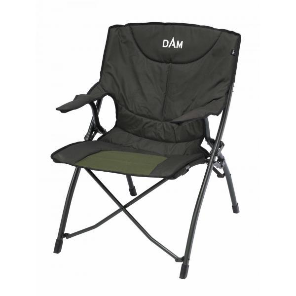 D.A.M Foldable horgász szék dlx steel