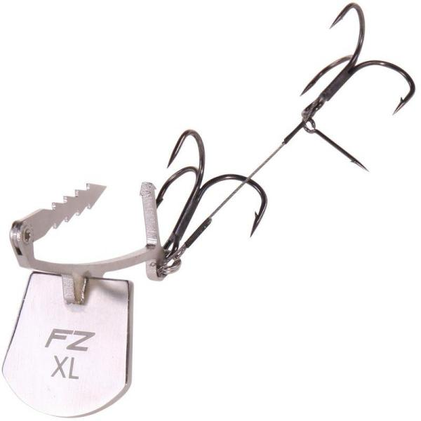 D.A.M Fz wobbler lapát set silver s