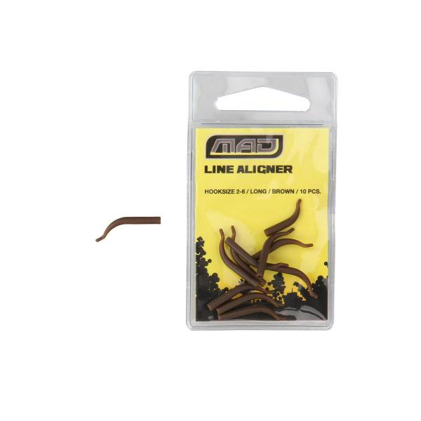 D.A.M MAD Aligners 2-6 brown long