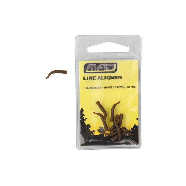D.A.M MAD Aligners 2-6 brown short