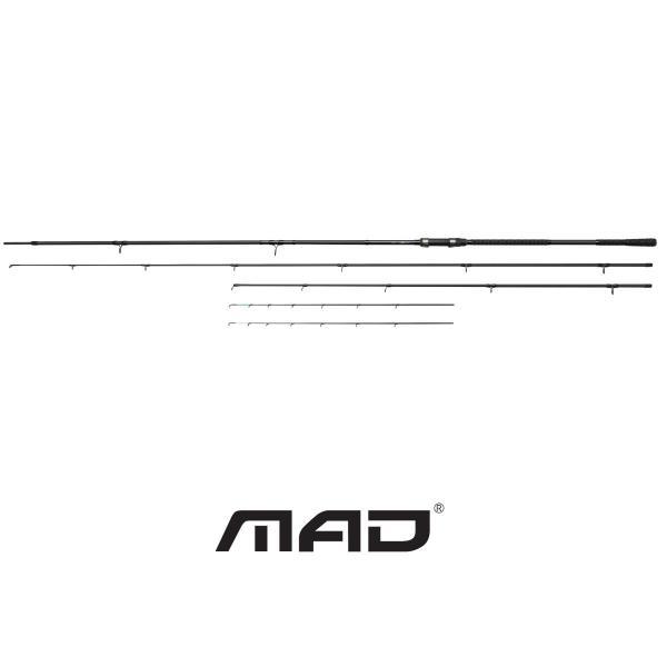D.A.M MAD Greyline 3,6m 1,75lbs special duo pontyozó bot