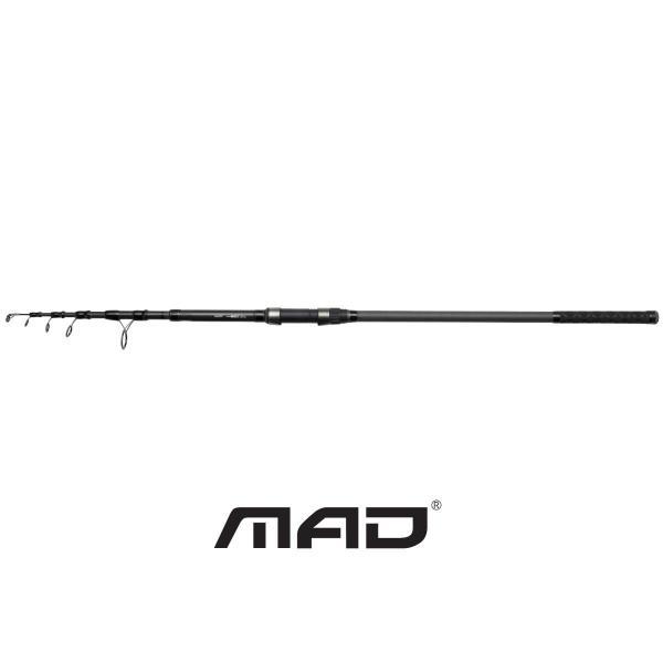 D.A.M Mad greyline 3,6m 3,00 lbs tele carp teleszkópos bojlis bot
