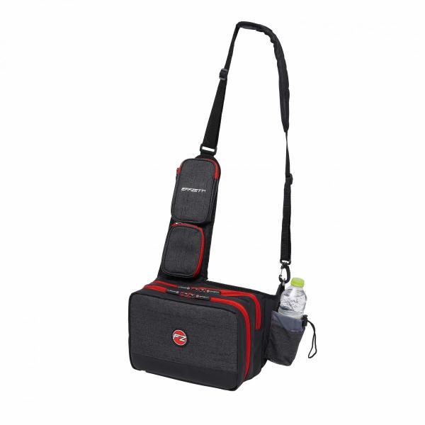 D.A.M Pro-tact vállpántos + zsebes  2 dobozos pergető táska