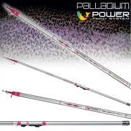 D.A.M Palladium trout 4,10m 4-10gr úszós bot