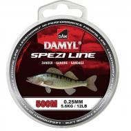 D.A.M Spezi Line Zander 500m - 0,25mm