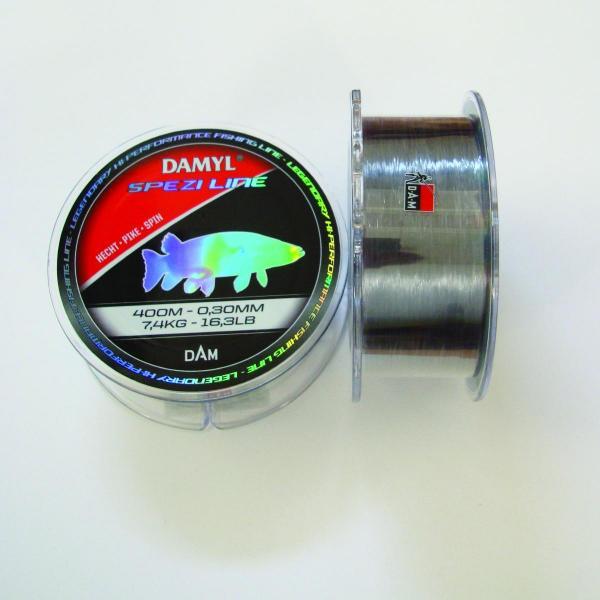 D.A.M Spezi line hecht spin 300m 0,35mm