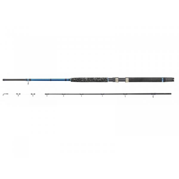 D.A.M Steelpower blue downrigger 2,1m 12-25gr harcsázó bot
