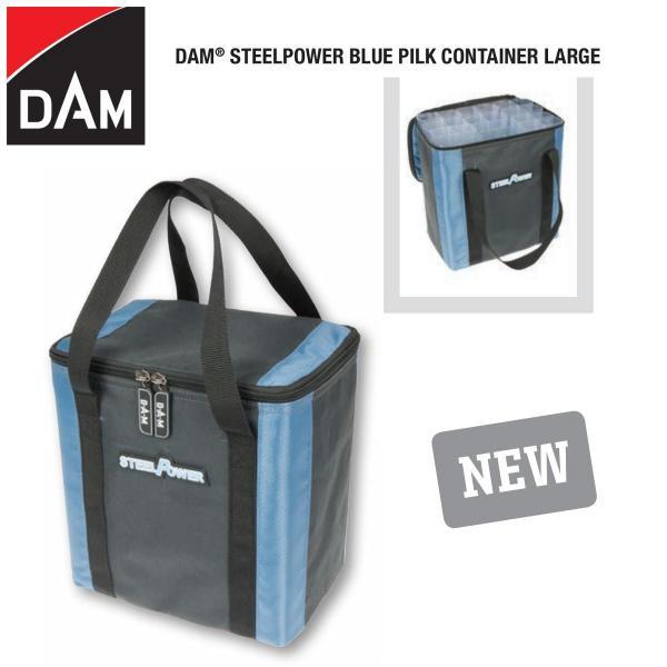 D.A.M Steelpower blue pilk táska nagy