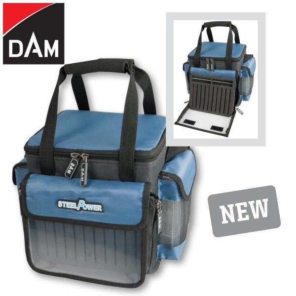 D.A.M Steelpower blue specialis táska
