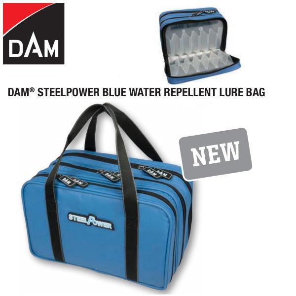 D.A.M Steelpower blue vízhatlan csalitáska