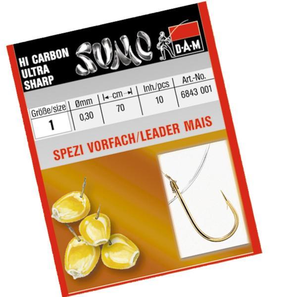 D.A.M Sumo spezi előke (kukorica) 10db/cs - 14-es