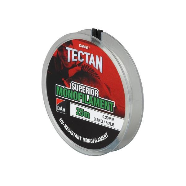D.A.M Tectan Superior 25m 0,10mm 1,0kg előkezsinór