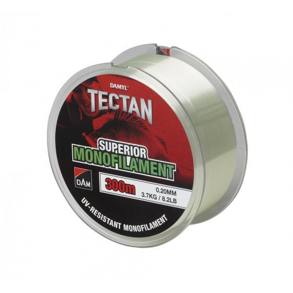 D.A.M Tectan superior  300m 0,18mm  3,0kg monofil zsínór