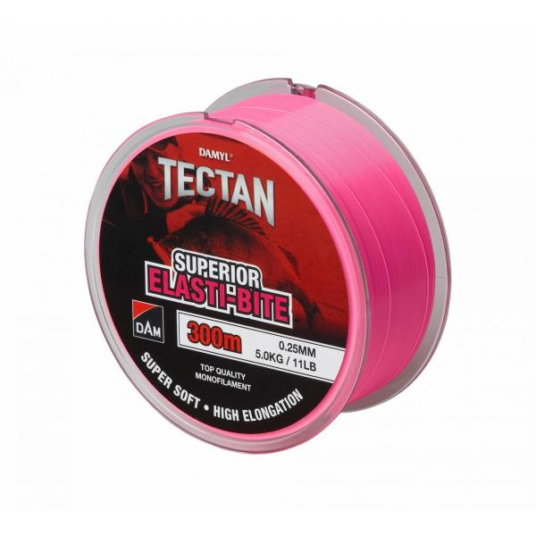 D.A.M Tectan superior elasti-bite 300m 0,30 monofil zsínór