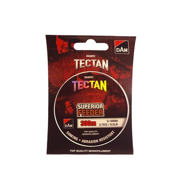 D.A.M Tectan superior feeder 300m 0,14 feeder zsínór