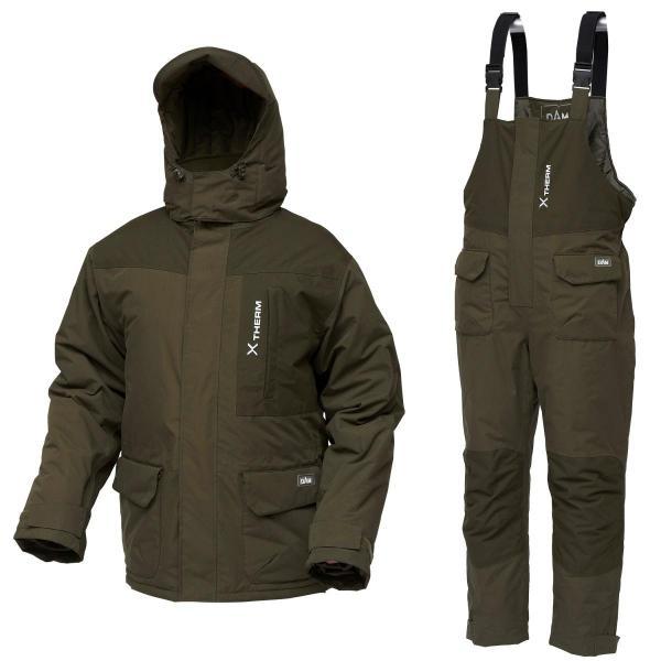 D.A.M XTherm Winter Thermo ruha két részes XL-es