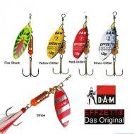 D.A.M EFFZETT Predator Fire Shark spinner / 7gr körforgó
