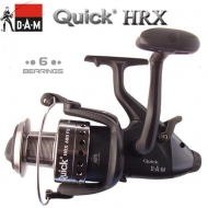 D.A.M HRX nyeletőfékes orsó - 40-es