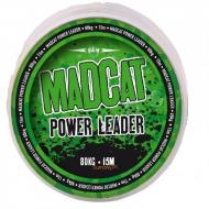 D.A.M MAD CAT Power fonott előke  80kg (15m)