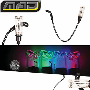 D.A.M MAD láncos swinger led zöld