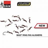 D.A.M MAD Rig Ring rig aligners L-es zöld