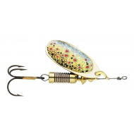 D.A.M Standard 3D - Brown Trout /  6,0gr