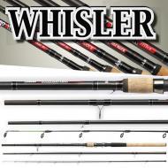 D.A.M Whisler feeder 3,9m/180gr feeder bot