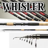 D.A.M Whisler telematch 3,6m/5-35g