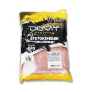 DOVIT Piros tűzőszúnyogos etetőanyag 1kg