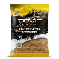 DOVIT Piros tűzőszúnyogos etetőanyag 3kg