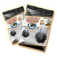 DOVIT hidegvízi fekete pontyozó etetőanyag 1kg