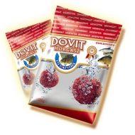DOVIT piros szilvás etetőanyag 1kg