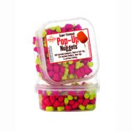 DYNAMITE BAITS Super Fishmeal Pop-Up nuggets / Piros-Sárga DY358