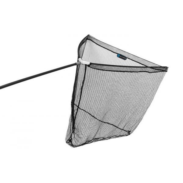 Delphin Bojlis merítőszák szett nyéllel - villával - Delphin CAPRI 1x1 m