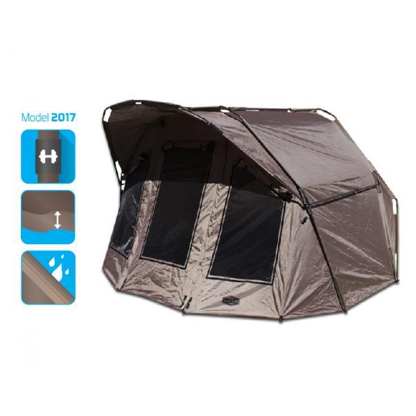 Delphin Önálló sátor YURTA 310x390x180