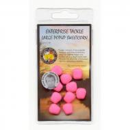 ENTERPRISE TACKLE Pop-Up csemegekukorica fluro pink (íztelen) nagy méret