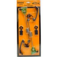 ESOX Viper Swinger - zöld (2db)