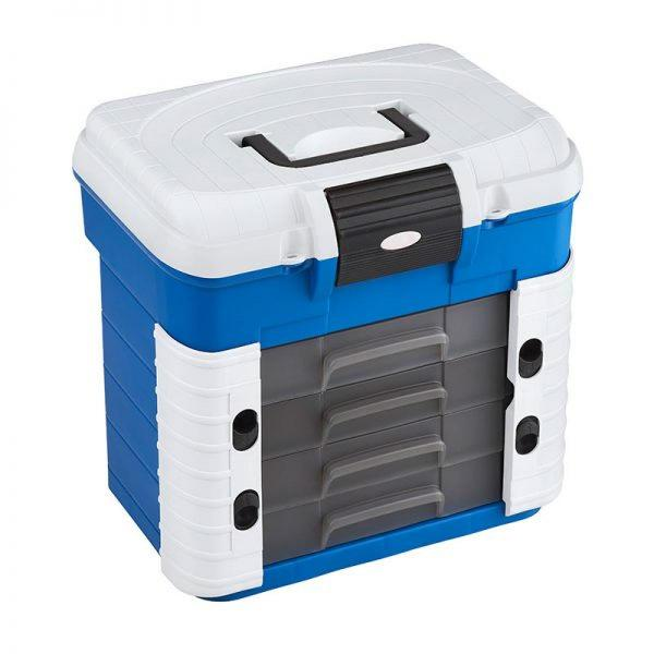 PLASTICA PANARO 503 Superbox kék rendszerező láda