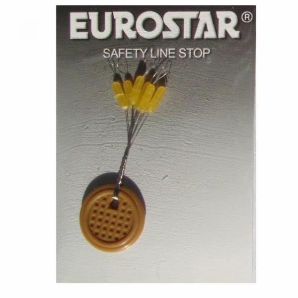 EUROSTAR Biztonsági zsinór stopper b-m