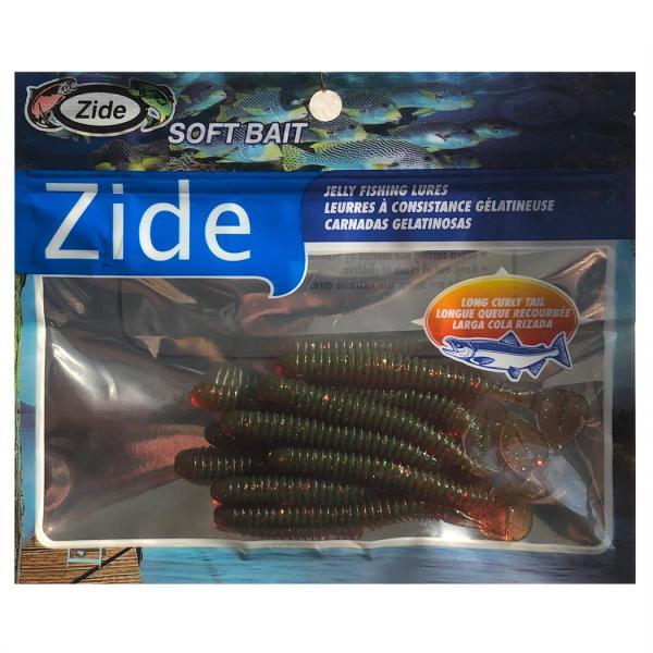 EUROSTAR Műcsali gumihal 7,5cm 2,14gr 10db/csomag