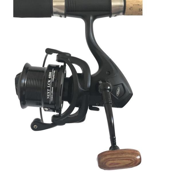 EUROSTAR NEXT LCK 6000 távdobó feeder orsó