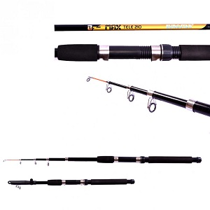 EUROSTAR D-Max tele - 2,1m / 55gr UV teleszkópos horgászbot