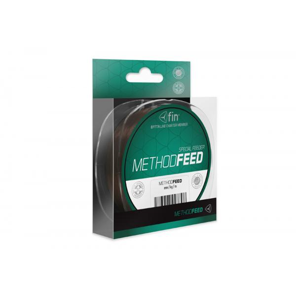 FIN METHOD FEED 300m/barna 0,20mm