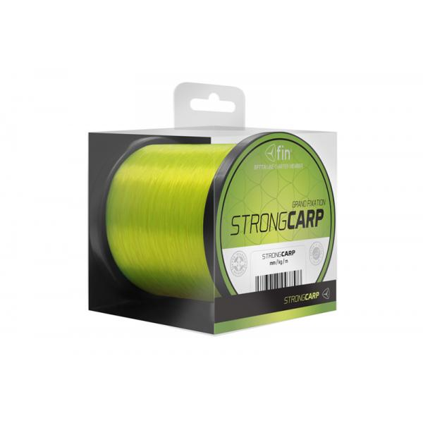 FIN STRONG CARP 1200m/sárga 0,28mm